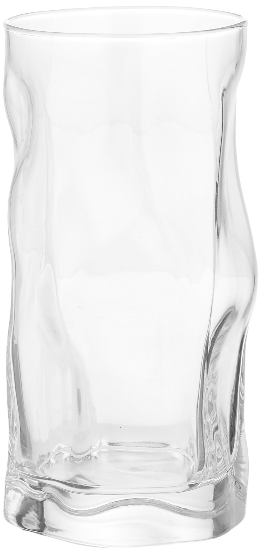 Bormioli Rocco Sorgente  15.5 oz. Cooler Glasses, Set of 6,