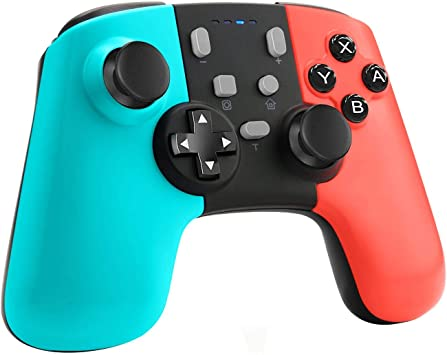 ETPARK Mando para Nintendo Switch, Bluetooth Inalámbricos Pro ...