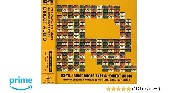 R4 Ridge Racer Type 4 Original Soundtrack
