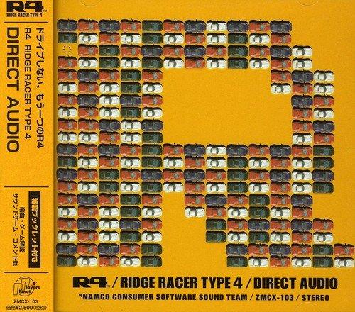 (R4 Ridge Racer Type 4 (Original Soundtrack))