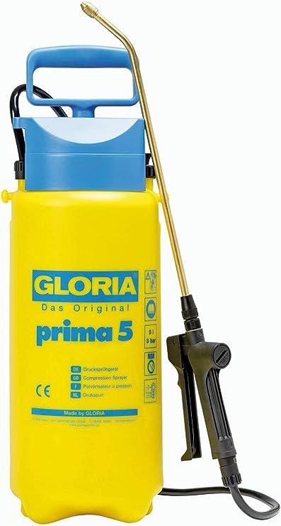 Drucksprüher 5 l Drucksprühgerät Pflanzenschutz Handsprüher Gartenspritze