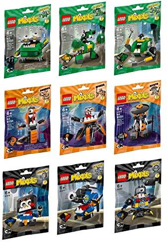LEGO Mixels Series 9 Complete Set (Set of 9)