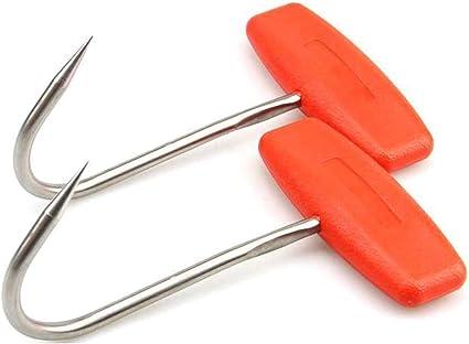Butcher Butcher Grab Hook Plastic Handle VAT /& Delivery INC