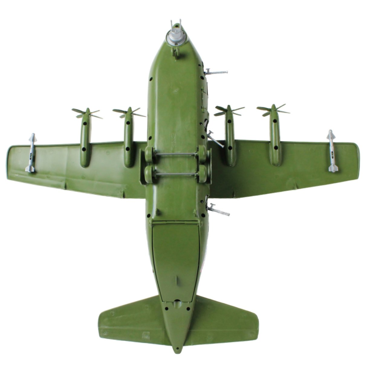 TimMee Plastic Army Men C130 Playset -27pc Giant Military Airplane Made in USA by Tim Mee Toy (Image #7)