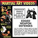 Aiki-Jiujitsu 4 - Defense Against Edged Weapons
