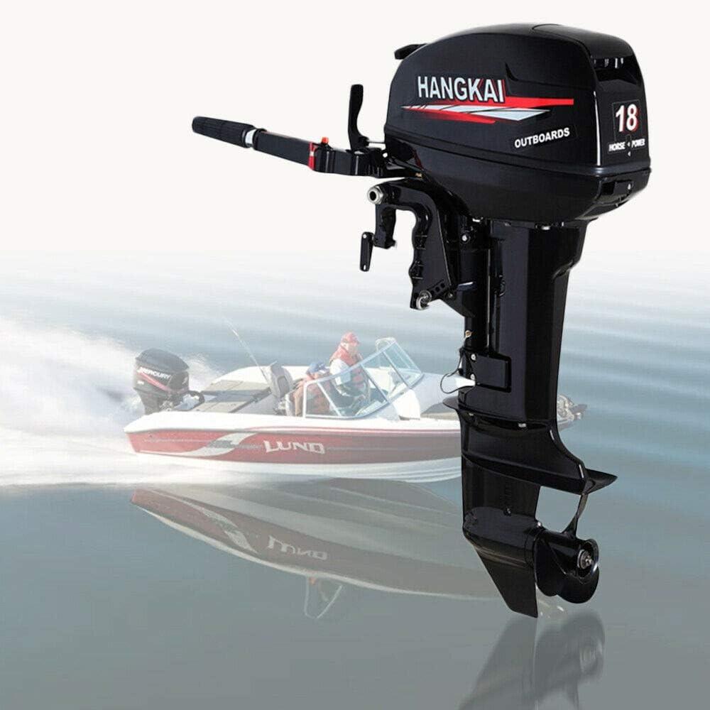 HANGKAI 3.5-18HP 2-4 Stroke Outboard Boat Motor
