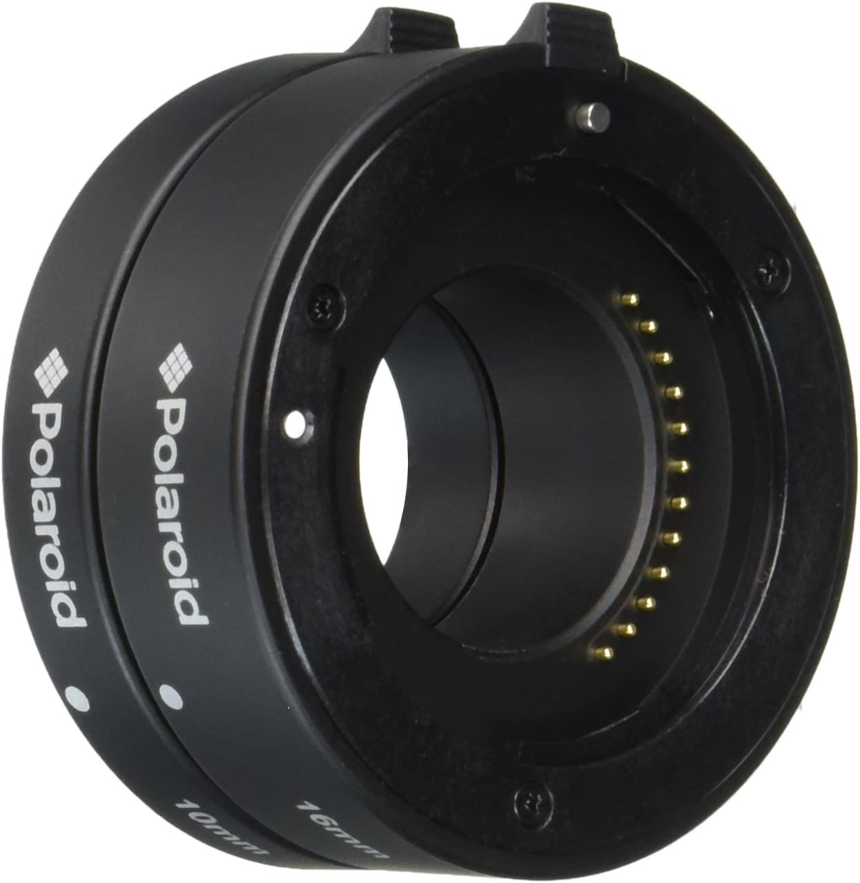 Polaroid Auto Focus DG Macro Extension Tube Set For Panasonic /& Olympus Micro 4//3 Digital SLR Cameras 10mm, 16mm