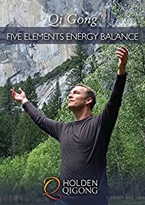 Qi Gong Five Elements Energy Balance with Lee Holden (YMAA 2018 DVD) Qigong for Beginners **BESTSELLER** from YMAA