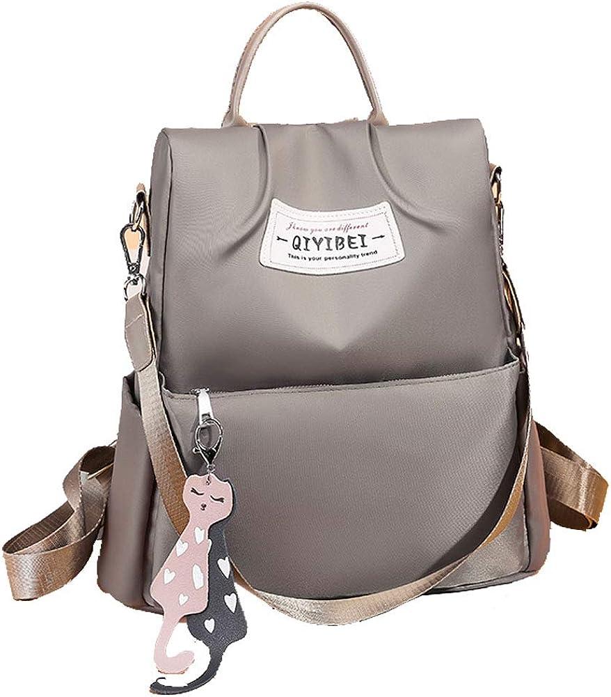 Backpack Purse Antitheft...