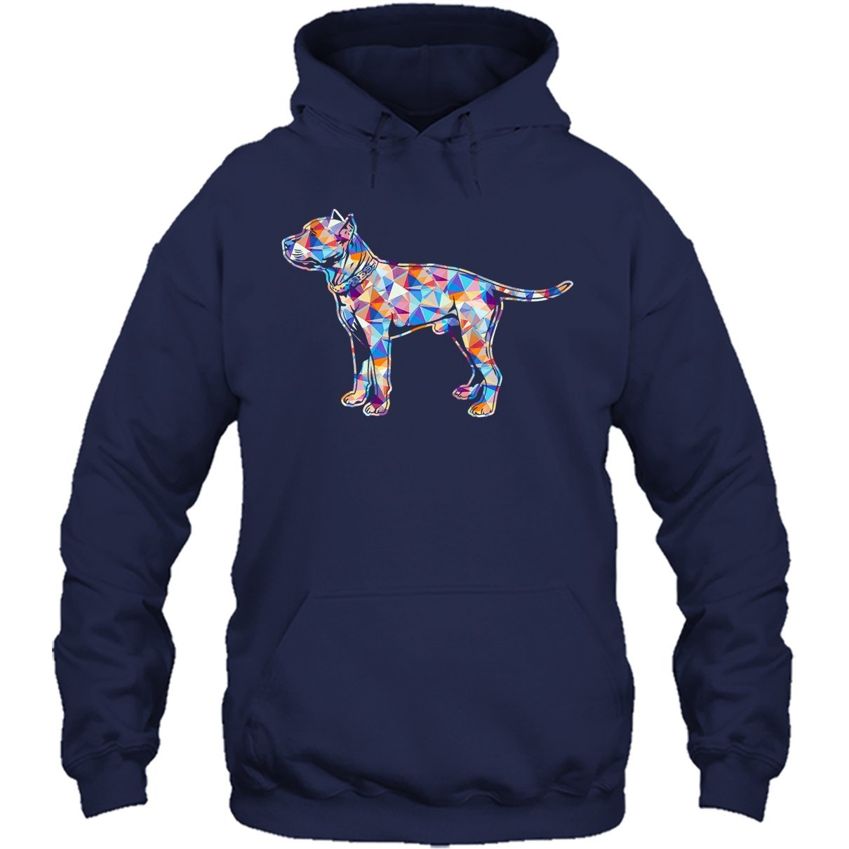 Staffordshire Bull Terrier Cool Tshirt Staffordshire Bull Terrier Colorful Tee Shirt Design for Men and Women