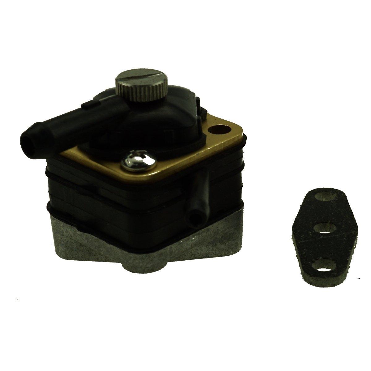 Uanofcn New Fuel Pump for Johnson Evinrude 6 8 9.9 /& 15 hp Thru 397839 395091 18-7350