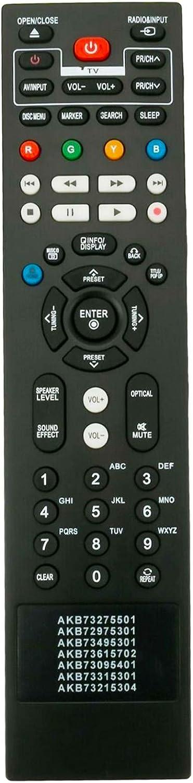 Control remoto para LG Blu-ray Disc DVD Player