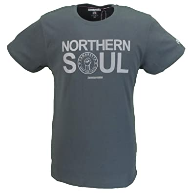 3a70d6edb Lambretta Retro Northern Soul T Shirt: Amazon.co.uk: Clothing