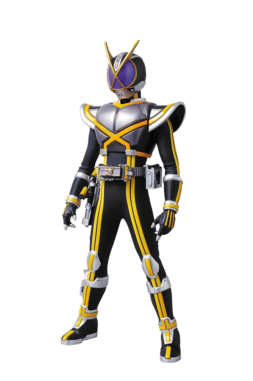 Amazon.com: RAH #509 Masked Rider Kaixa action figure: Everything Else