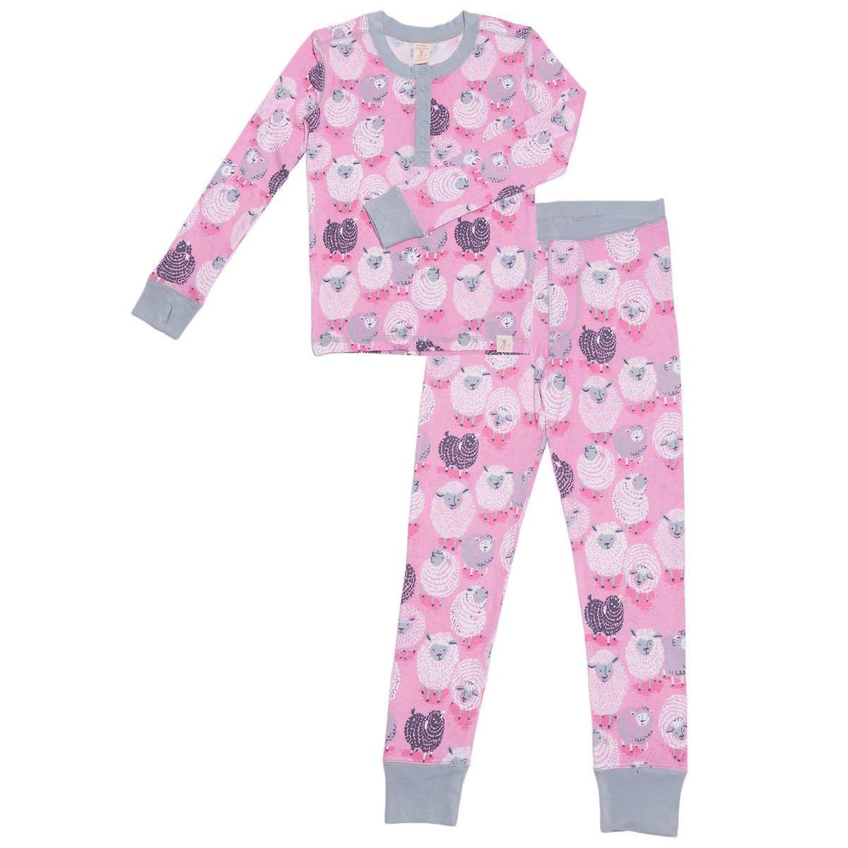 Amazon.com  Munki Munki Girl s 2-Piece Pajama Set 4eaf4ca08