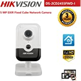 AU Hikvision DS-2CD2455FWD-IW 5 MP EXIR Fixed Cube Network Camera Baby Monitor