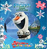 Disney Frozen Mi Primer Libro de Rompecabezas: Frozen, Fiebre Congelada Disney Frozen para niñas color multicolor talla unitalla
