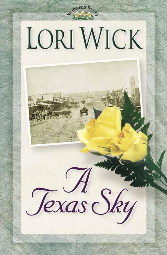 Read Online A Texas Sky (Yellow Rose Trilogy, Book 2) ebook