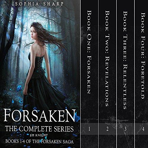 The Forsaken Saga Complete Box Set