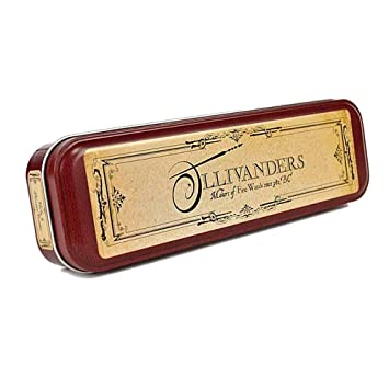 Harry Potter Ollivanders - Estuche para lápices (metal ...