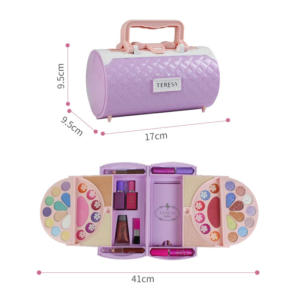 Studyset 22754T Dreamy Cosmetic Case Children Water-Soluble Makeup Cosmetics Pretend Toy