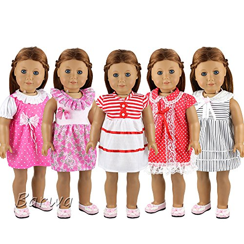 18 Baby Doll Clothes - 1