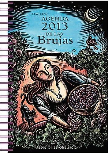 Agenda 2013 de las Brujas (AGENDAS Y CALENDARIOS): Amazon.es ...
