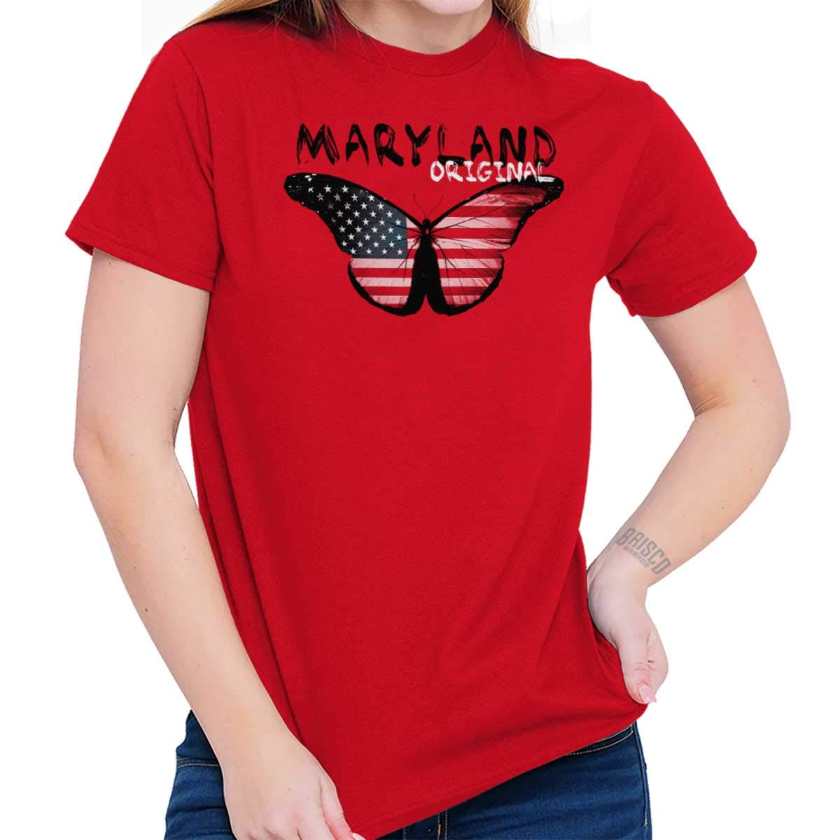 Amazon.com: Classic teaze Maryland Estado Americana ...