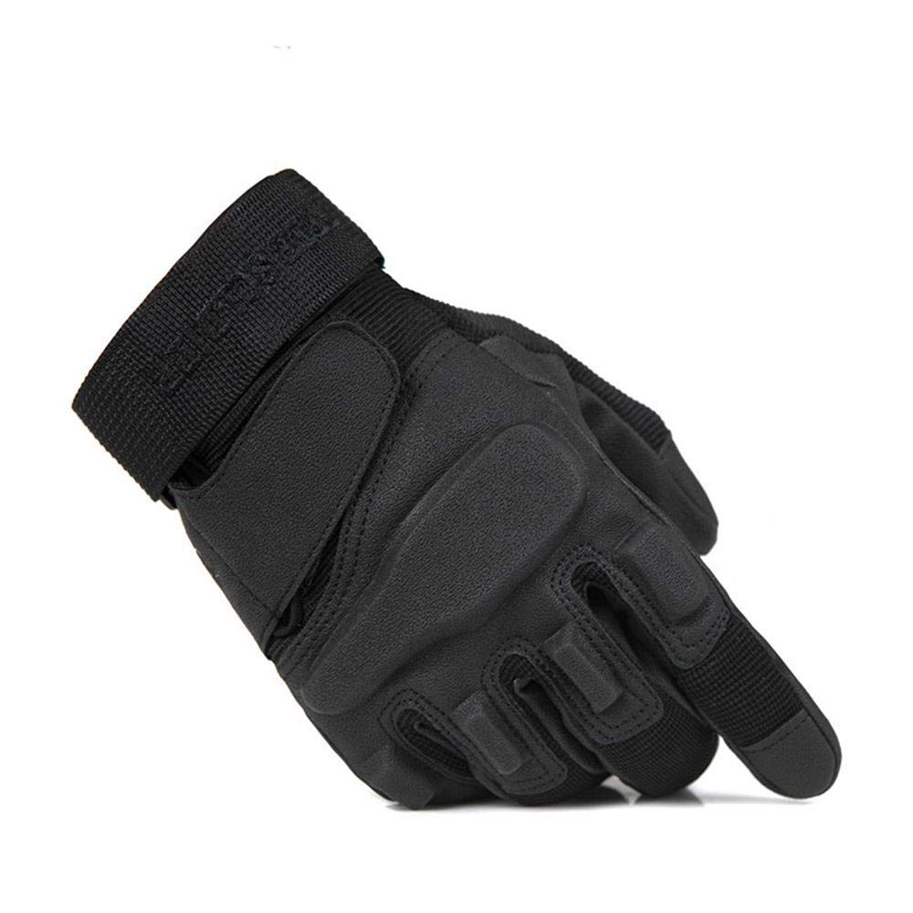 Rouoi Winter Men And Women Thickened Cold Waterproof Riding Outdoor Ski Gloves