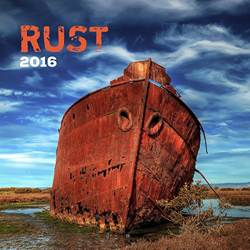 Turner Rust 2016 Wall Calendar (8940048)