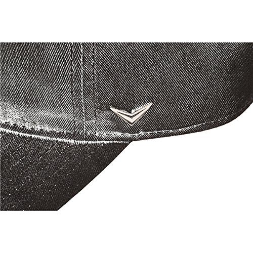 6cdc91f5a83 Fender Custom Shop Baseball Hat - Black - One Size Fits Most - Import It All