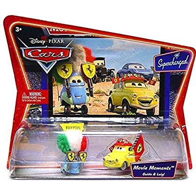 Cars Movie Moments: Luigi & Guido: Toys & Games [5Bkhe1400052]