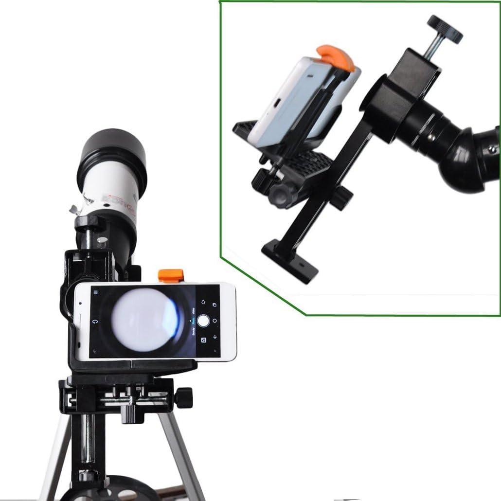 Telescopio/Microscopio/Telescopio Cámara Digiscoping adaptador ...