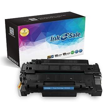 Compatible HP CE255A Black Toner Cartridge 55A Factory New LaserJet P3010 P3015