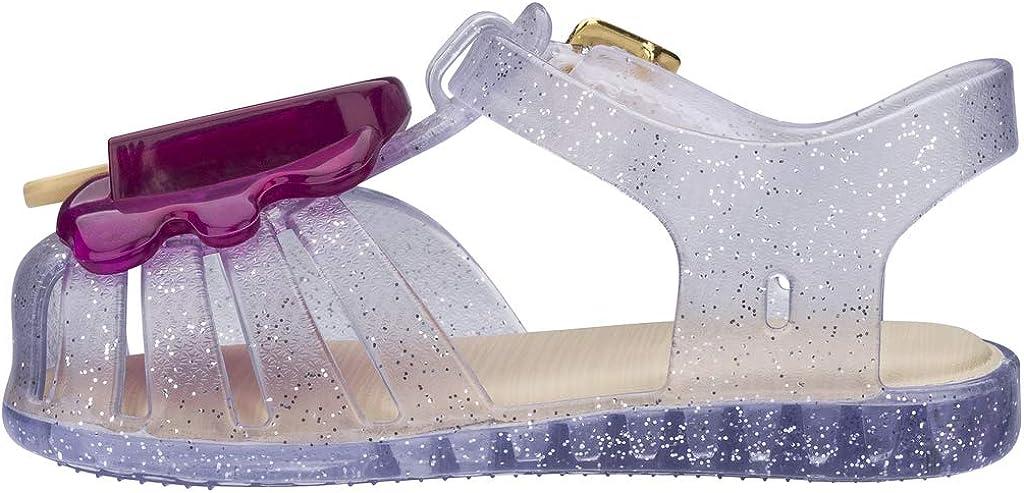Melissa Mini Aranha VIII BB Girls Popsicle Sandal