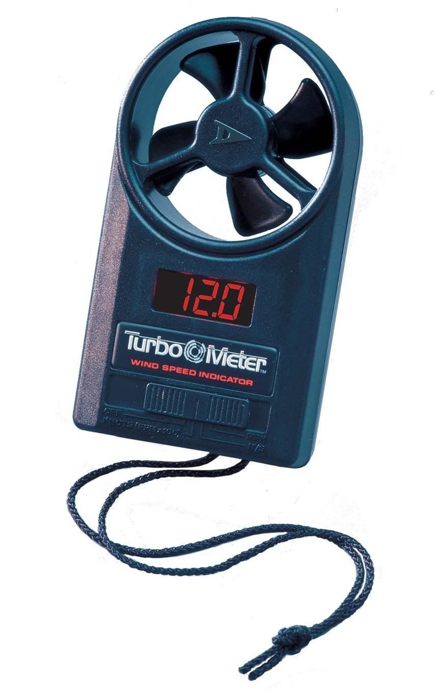 Davis Instruments Turbo Meter Wind Speed Indicator Davis Instruments - Marine 271