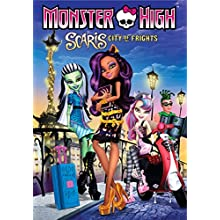 Monster High: Scaris, City of Frights (2017)