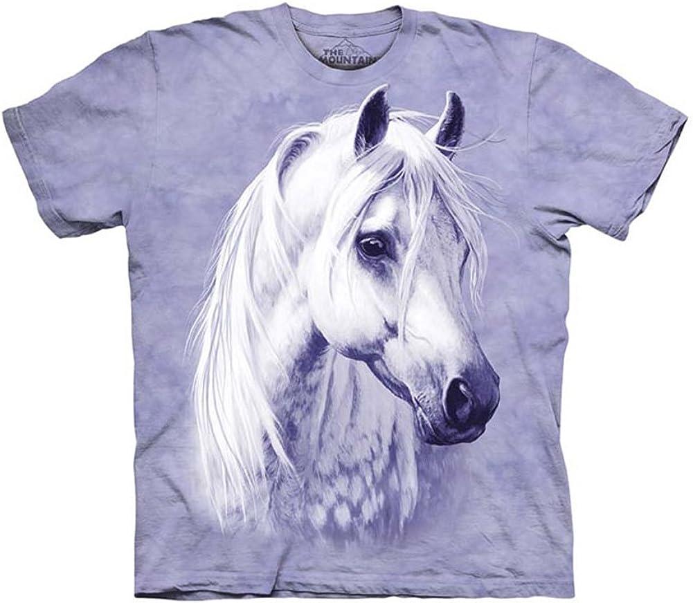 Playera para jóvenes White Horse Moon Shadow Big Boys: Amazon ...