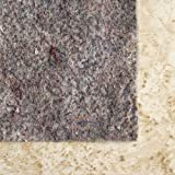Con-Tact Brand Movenot Reversible Felt Rug Pad for Hard Surfaces and Carpet, 6' x 9'