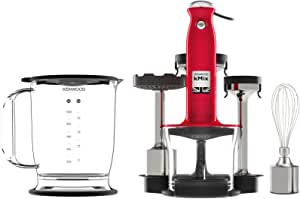 Kenwood kMix, Hand Blender with attachments, HDX758RD, Red