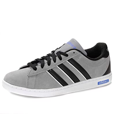 size 40 e2e25 51ad7 Adidas Neo Derby Suede Trainers - Grey Black 11 UK