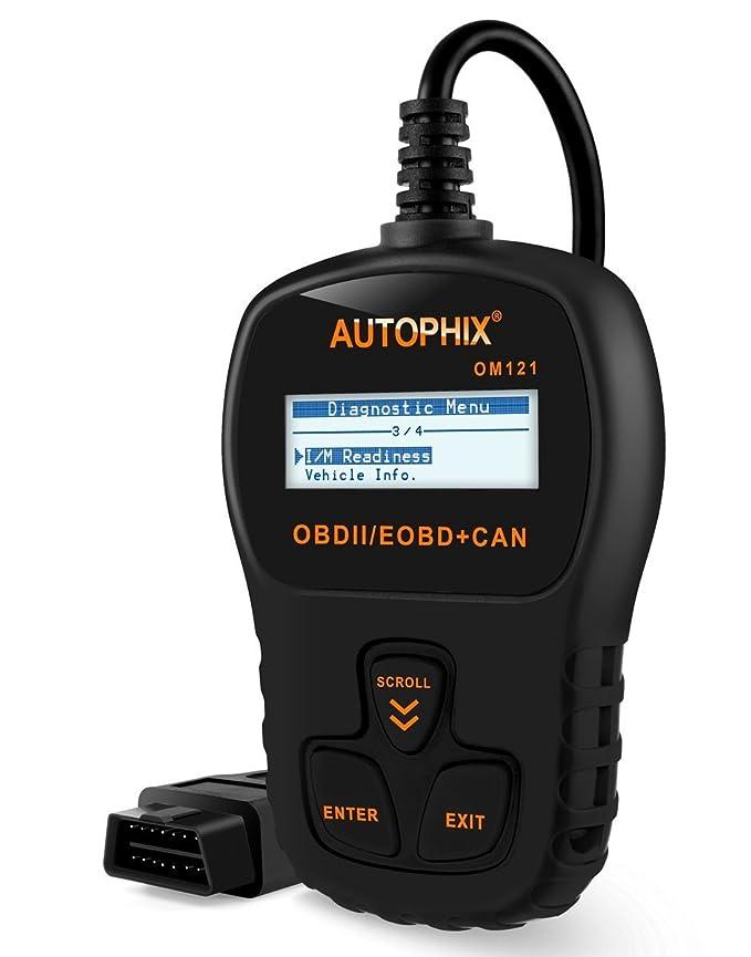 1 opinioni per Autophix OM121 OBD2 Code Reader Car Diagnostic Tool CAN Check Car Engine Scanner