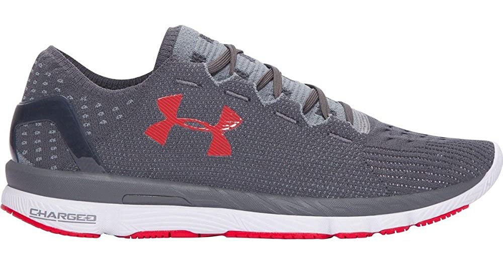ingeniero Saturar utilizar  Buy Under Armour Men's Ua Speedform Slingshot Running Shoes Grey/Red 10.5  D(M) US at Amazon.in