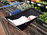 AiQi Shopping Cart Hammock | shopping with baby has never been easier|suiteable 0-6 months| Cotton / Spandex Comfort Fabric