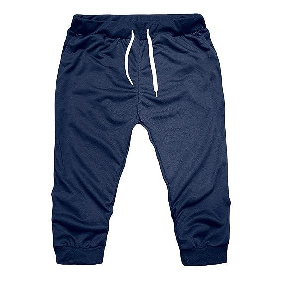 Hombres Pantalones, ❤️ Manadlian Pantalones harén para Hombre ...
