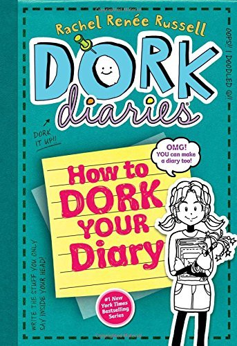 Dork Diaries 3 1/2: How to Dork Your Diary by Rachel Ren??e Russell (2011-10-11)