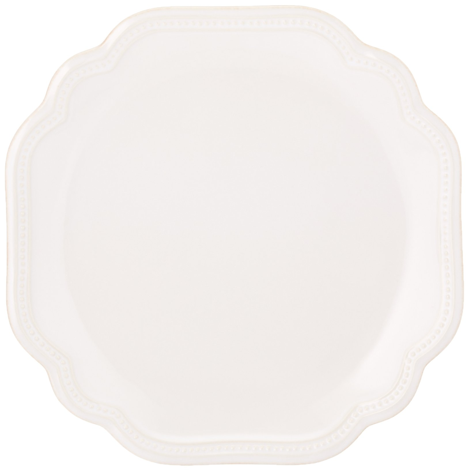Lenox 4-Piece French Perle Bead Dinner Set, White by Lenox (Image #4)