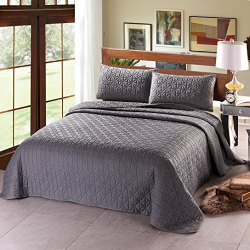 The 10 best quilt queen size bed spread 2020