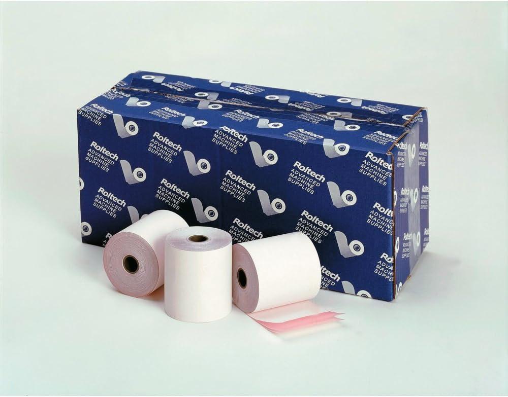 Standard - Rollos térmicos para TPV (57 x 25 cm, 1 caja con 20 rollos): Amazon.es: Electrónica