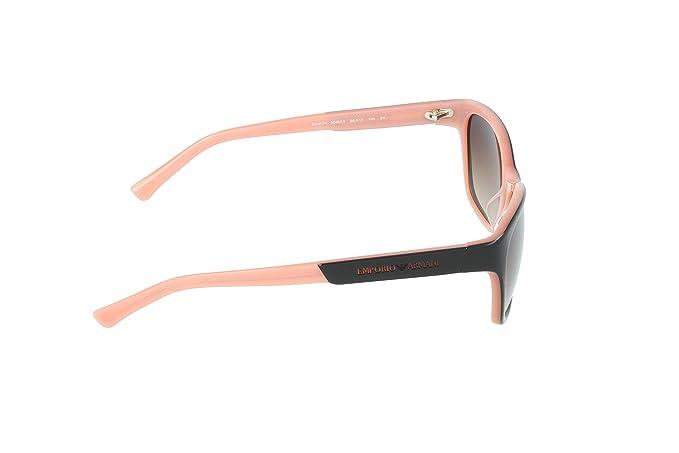 Amazon.com: Emporio Armani EA 4004 Gafas de sol Para Mujer ...